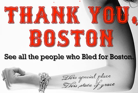 Bled for Boston